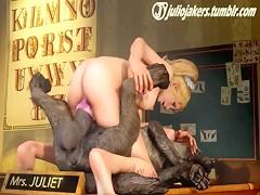 Sex classroom toon